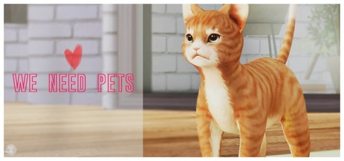Kitty deco at Black le image 17113 670x313 Sims 4 Updates