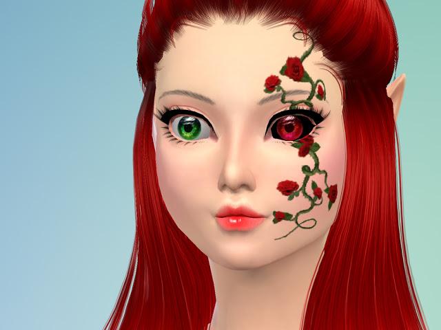 Sims 4 Fantasy Eyes & Acc. at NG Sims3