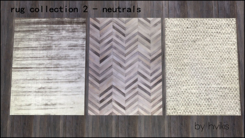 Rug Collection 2 Amp 3 Copper Tiles At Hvikis 187 Sims 4 Updates