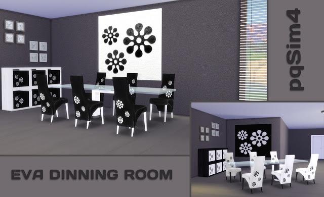 Eva diningroom at pqSims4 image 1884 Sims 4 Updates