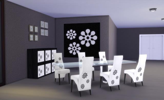 Eva diningroom at pqSims4 image 18931 Sims 4 Updates