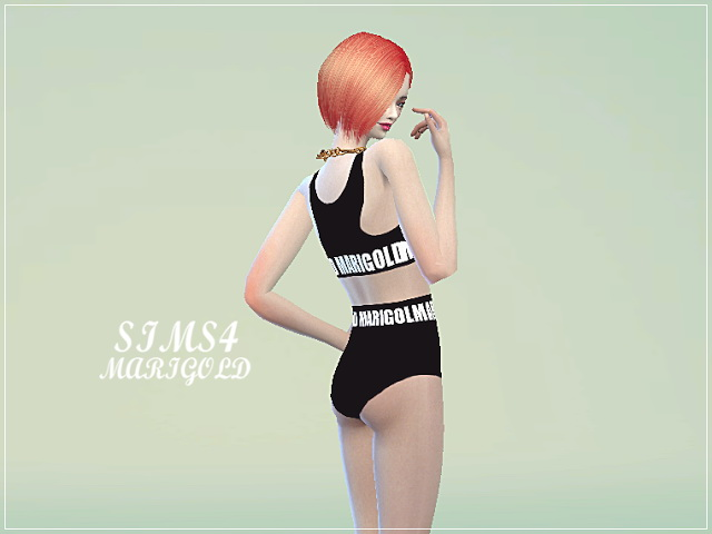Sporty swimsuit at Marigold image 19016 Sims 4 Updates