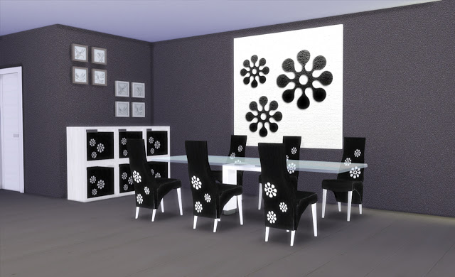 Eva diningroom at pqSims4 image 19031 Sims 4 Updates
