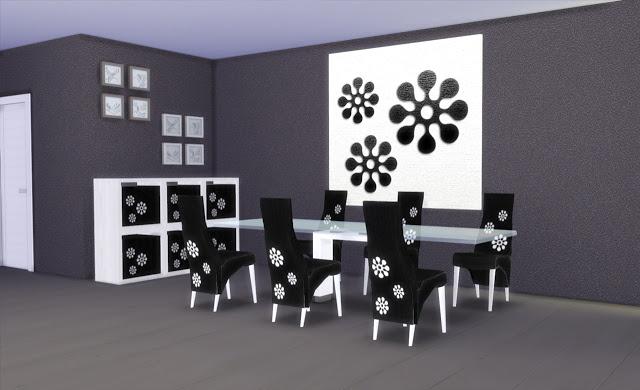 Eva diningroom at pqSims4 image 19031 Sims 4 Updates
