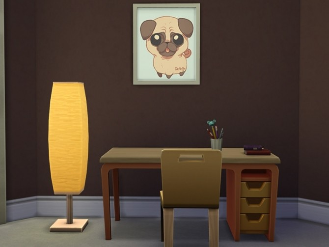 Sims 4 Cute kittens and puppies pictures by Fuyaya at Sims Artists