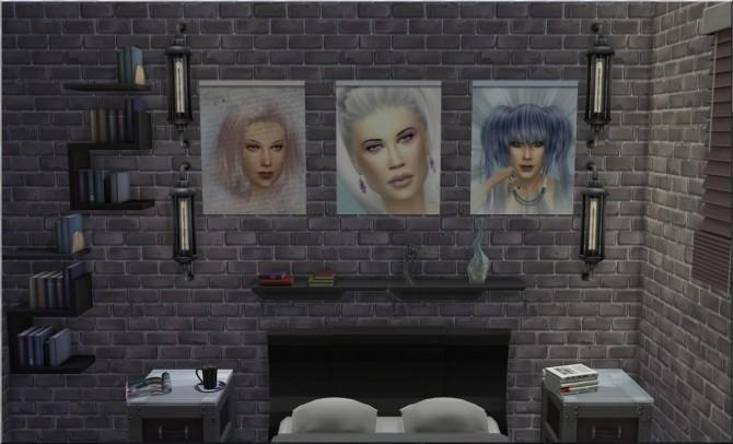 Sims 4 Model Posters at ARDA