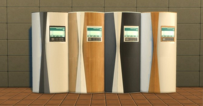 Sims 4 Refrigerators by AdonisPluto at Mod The Sims