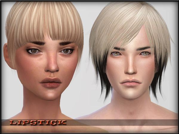 Sims 4 Lips Set 12 by ShojoAngel at TSR