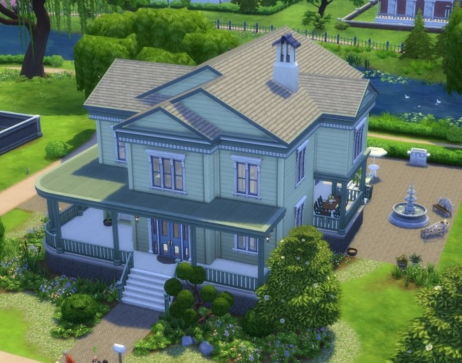 Sims 4 Park Shore Overhaul by plasticbox at Mod The Sims