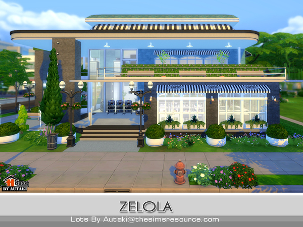 Zelola Fashion Shop by autaki at TSR image 2718 Sims 4 Updates