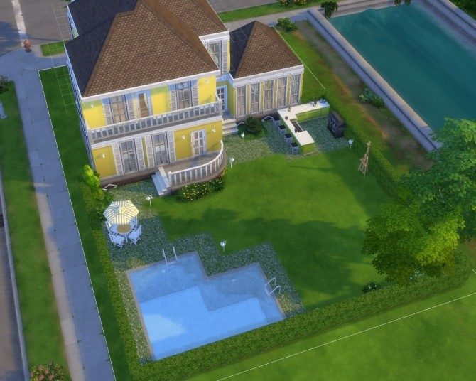 Yellow Home Life (No CC) by GChocapic at Mod The Sims image 2815 670x536 Sims 4 Updates
