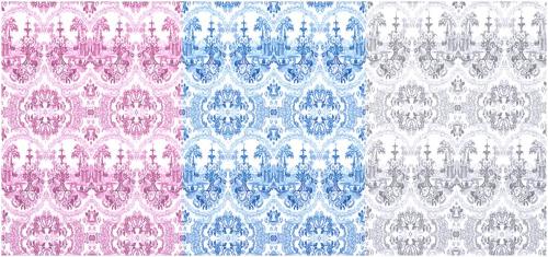 Sims 4 Panels & baroque wallpaper + portrait paintings image at Hvikis