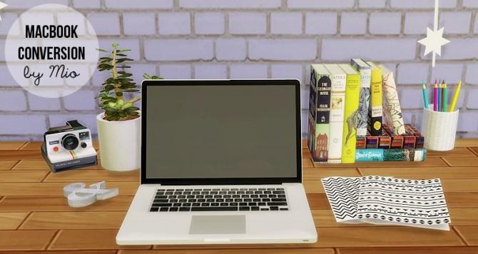 Sims 4 MacBook Conversion at MIO