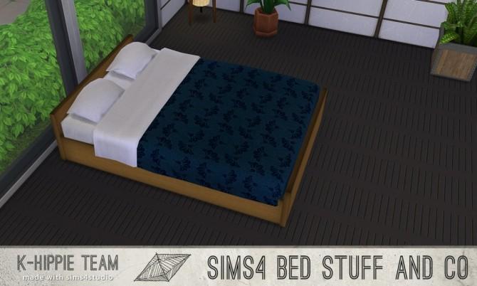 Sims 4 10 Beddings Shoji Serie volume 3 at K hippie
