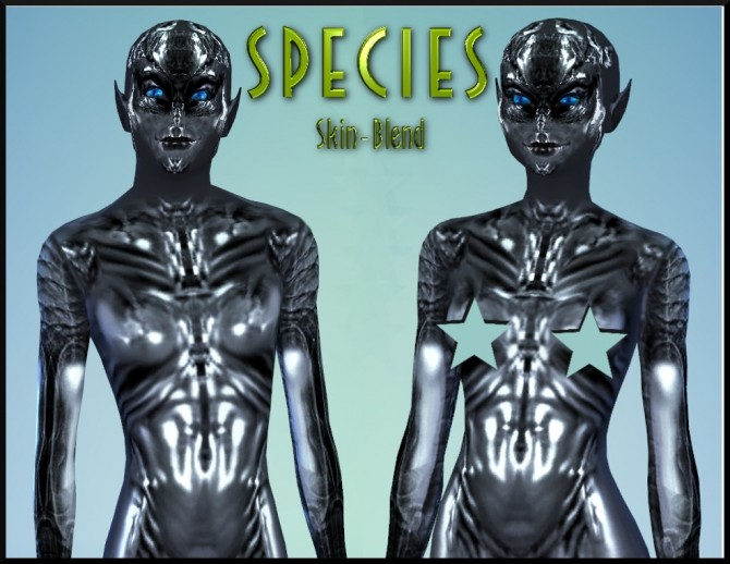 SPECIES Skin textures for Aliens by Tanja1986 at Mod The Sims image 3718 670x518 Sims 4 Updates