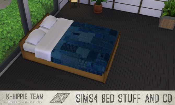 10 Beddings Shoji Serie volume 3 at K hippie image 3816 670x402 Sims 4 Updates