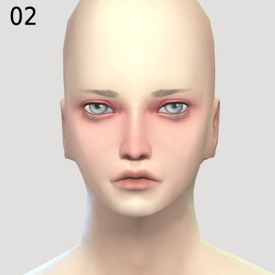 FREE SIM MALE01 & MALE02 at Imadako image 3817 Sims 4 Updates