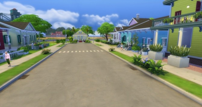 Fauborg Marigny houses by bubbajoe62 at Mod The Sims image 388 670x355 Sims 4 Updates