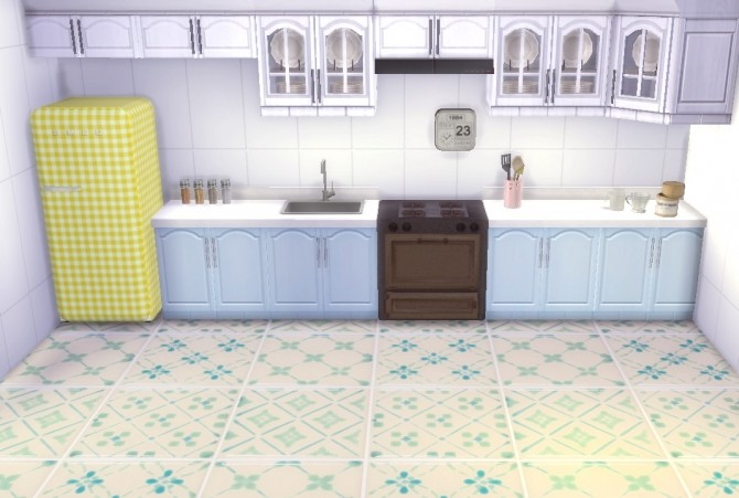 Random floors set 3 at Sims4 Luxury image 4522 670x451 Sims 4 Updates