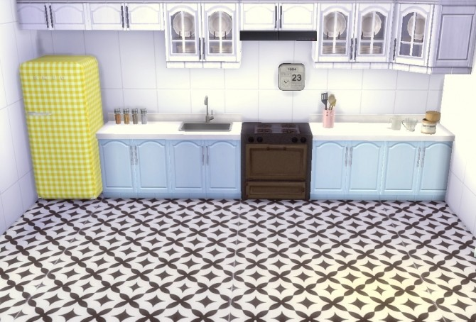 Random floors set 3 at Sims4 Luxury image 4623 670x454 Sims 4 Updates