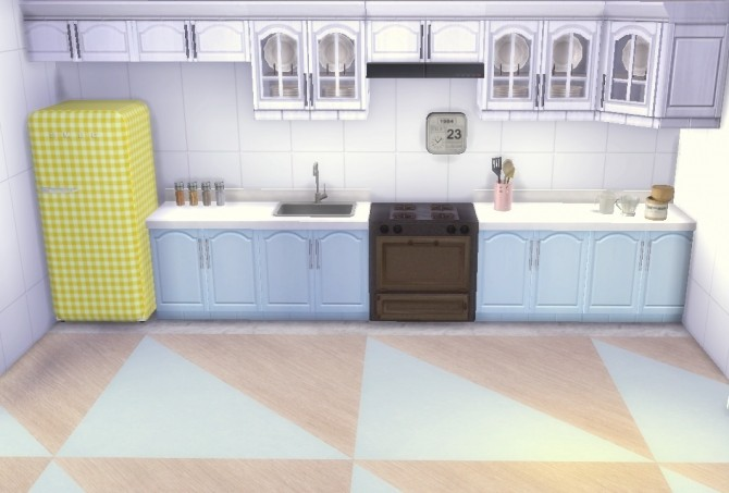 Random floors set 3 at Sims4 Luxury image 4724 670x453 Sims 4 Updates