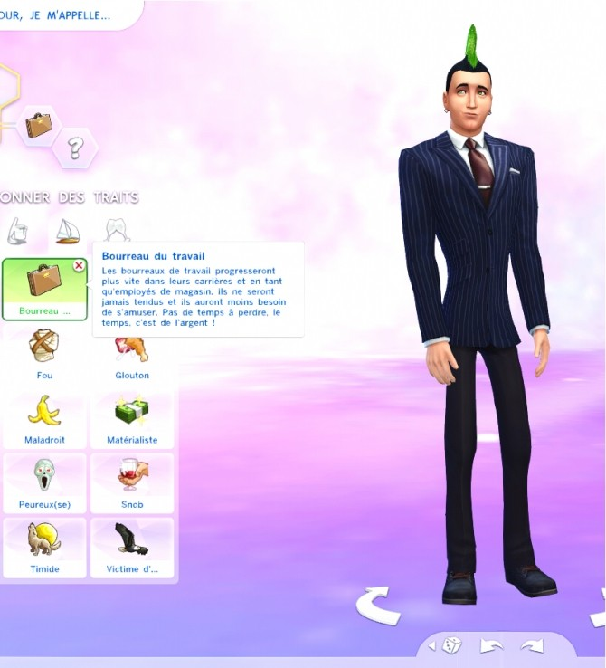 Sims 4 Workaholic Trait by OhMy! at Mod The Sims