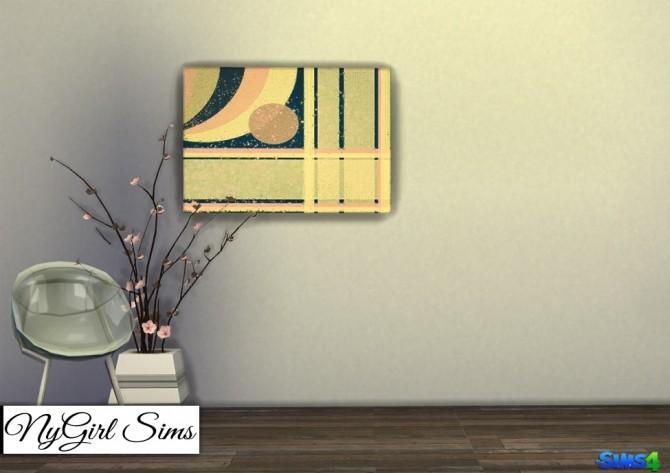 Future Abstract Painting Conversion at NyGirl Sims image 5520 670x473 Sims 4 Updates