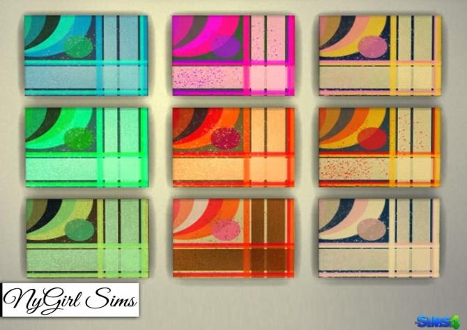 Future Abstract Painting Conversion at NyGirl Sims image 5619 670x473 Sims 4 Updates
