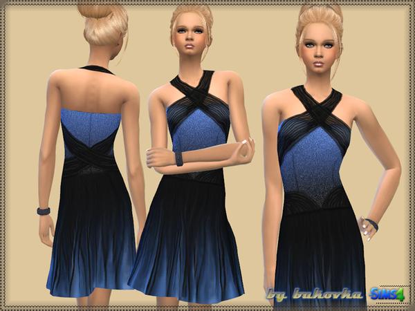 Sims 4 Dress Party by bukovka at TSR