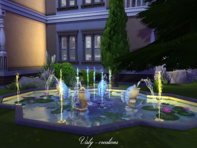 Rosalia Villa By Vista 6 At Visty Creations 187 Sims 4 Updates