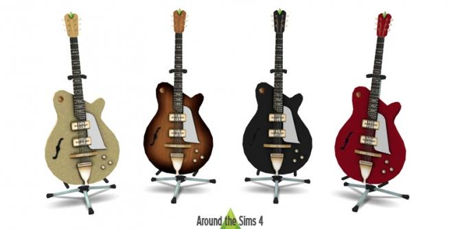 Guitar 187 Sims 4 Updates 187 Best Ts4 Cc Downloads