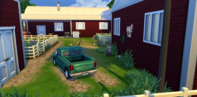 Animal Farm by una at Mod The Sims image 6130 670x330 Sims 4 Updates
