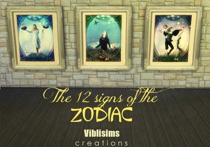 Bedroom Zodiac