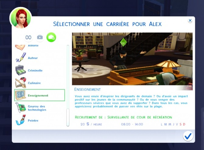 Education Career TS3 to TS4 by OhMy!! at Mod The Sims image 6215 670x494 Sims 4 Updates