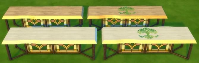 Sims 4 Fairy Living Set at Leander Belgraves