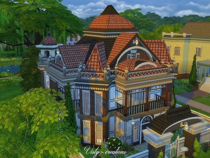 Valentina villa by Vista 6 at Visty Creations image 6310 670x504 Sims 4 Updates
