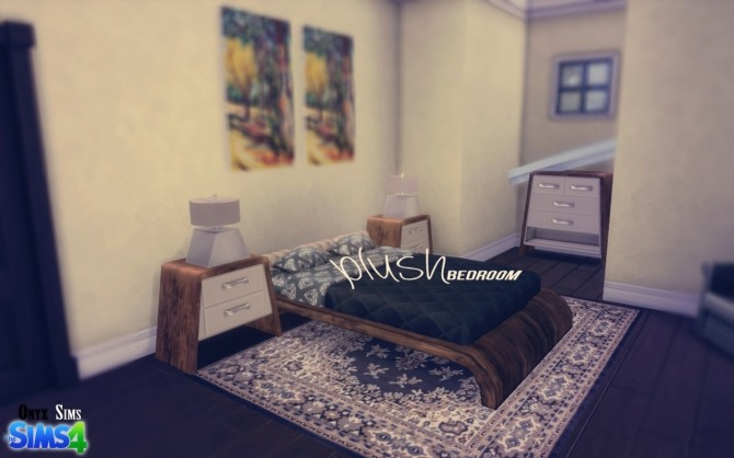 Plush Bedroom Set by Kiara Rawks at Onyx Sims image 653 670x418 Sims 4 Updates