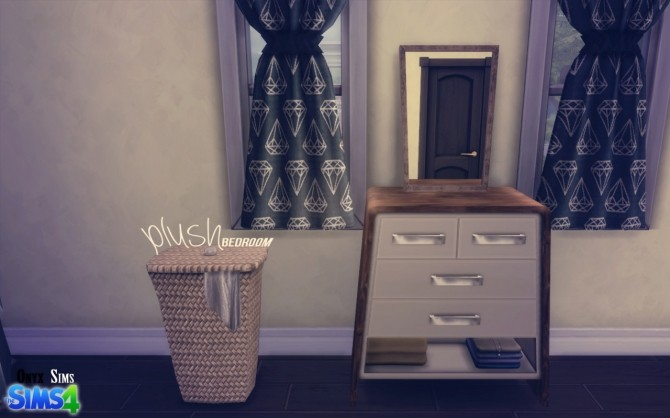 Plush Bedroom Set by Kiara Rawks at Onyx Sims image 663 670x418 Sims 4 Updates