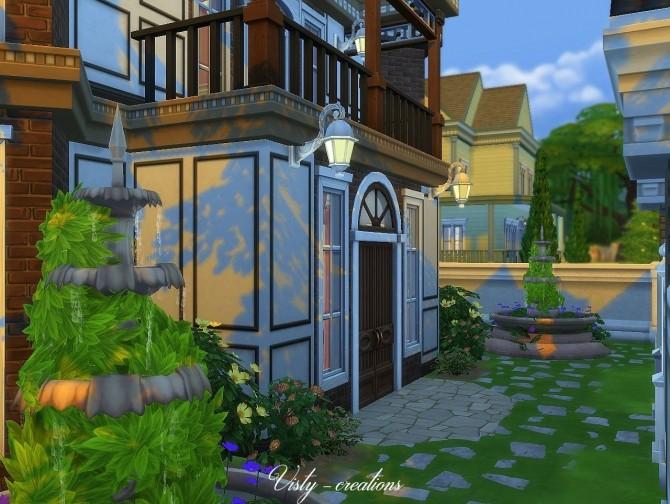 Valentina villa by Vista 6 at Visty Creations image 669 670x504 Sims 4 Updates