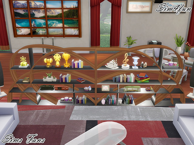 Modern Living by Sim4fun at Sims Fans image 672 Sims 4 Updates