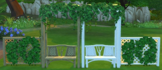 Fairy Outdoor Set at Leander Belgraves image 6726 670x291 Sims 4 Updates