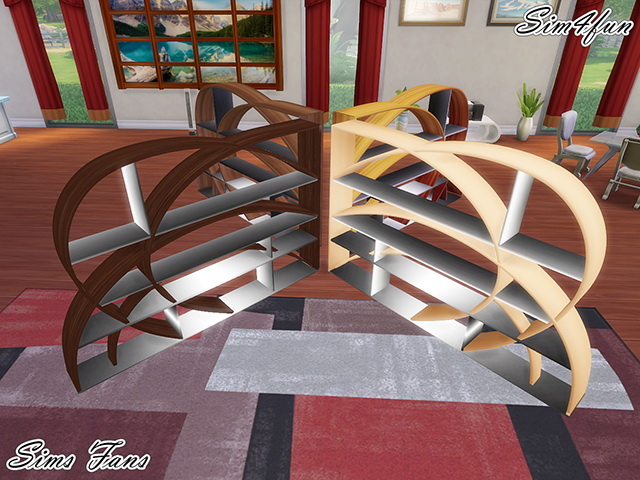 Modern Living by Sim4fun at Sims Fans image 682 Sims 4 Updates