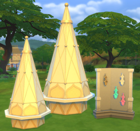 Fairy Outdoor Set at Leander Belgraves image 6825 Sims 4 Updates