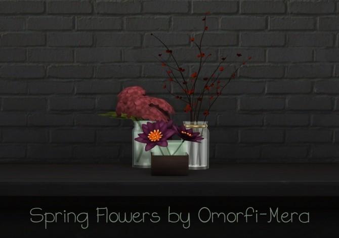 Spring Flowers at Omorfi Mera image 685 670x471 Sims 4 Updates