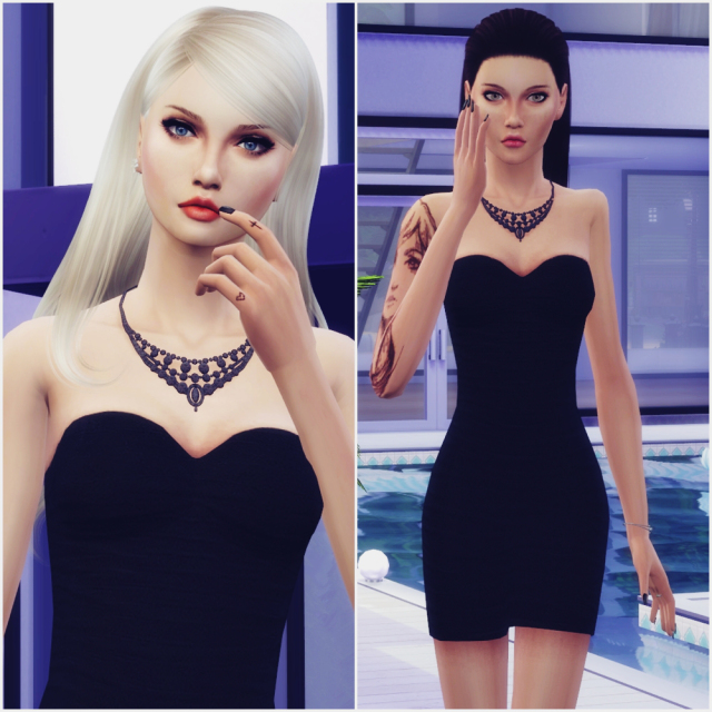 Sims 4 Beauty Poses by Dreacia at My Fabulous Sims