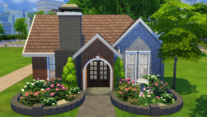 Owlsmoor Cottage Starter At Totally Sims 187 Sims 4 Updates