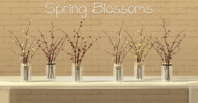 Spring Flowers at Omorfi Mera image 705 670x349 Sims 4 Updates