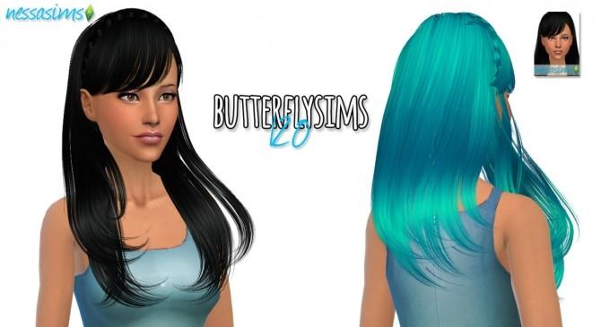Hair Dump #5 at Nessa Sims image 7113 670x365 Sims 4 Updates