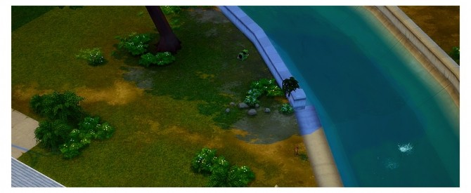 Sims 4 Tamriel ground textures at Chisami