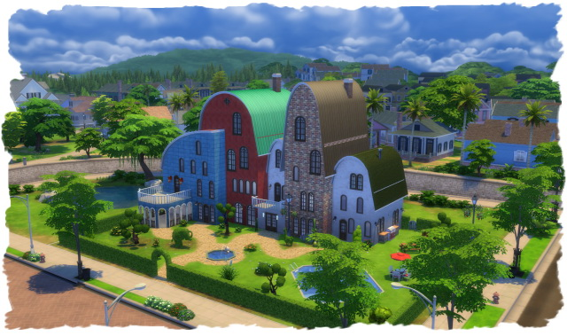 The lucky House by Chalipo at All 4 Sims image 7223 Sims 4 Updates
